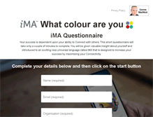 Tablet Preview of ima-pm.co.uk